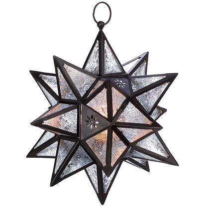 Morrocan-Style Luminary Hanging Lantern