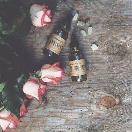 Rose Moon - Body Oil