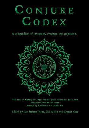 Conjure Codex Volume 1 Issue 2