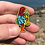Thumbnail: VI of Cups Tarot Card Enamel Pin