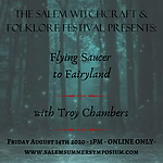 1PM - Flying Saucer to Fairyland
