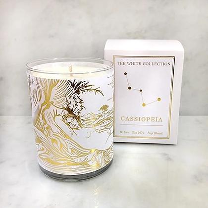 Andromeda Constellation Jar Candle