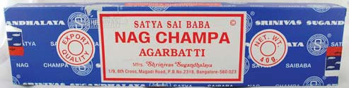 Nag Champa Incense - 40 grams