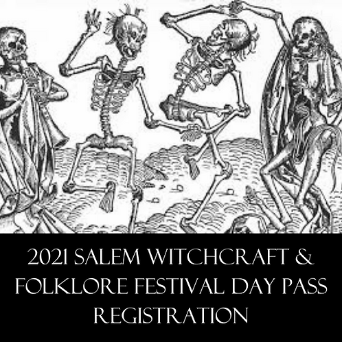 Salem Summer Symposium Day Pass