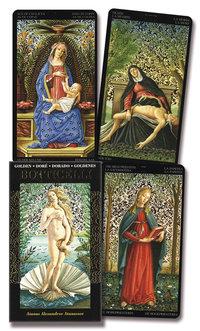 Golden Botticelli Tarot
