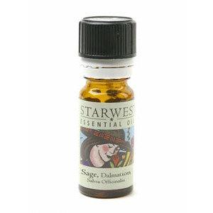 Sage, Dalmation Essential Oil (1/3 oz.)