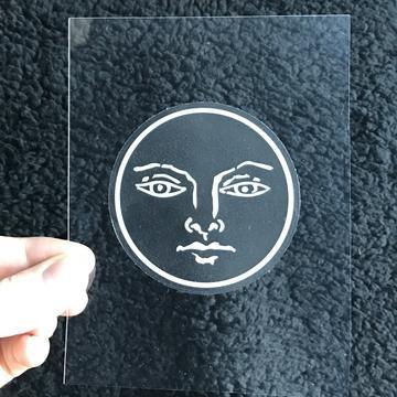 Vinyl Sticker - The Sun Tarot Card