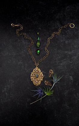 Midgard Serpent Amulet