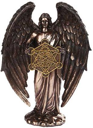 Archangel Metatron Statue in Bronze