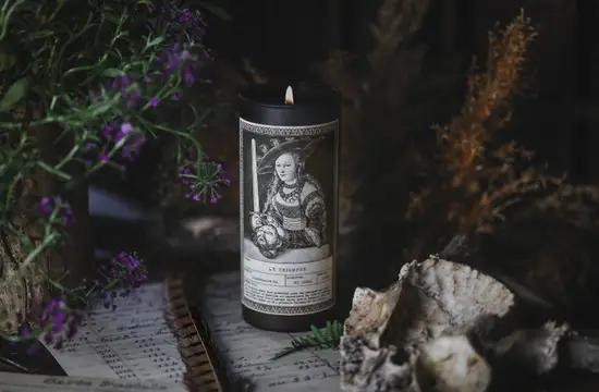 Le Triomphe Ritual Candle