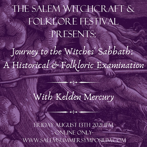 Journey to the Witches' Sabbath: A Historical and Folkloric Examination