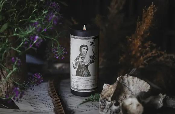 Wisdom & Wonder Ritual Candle