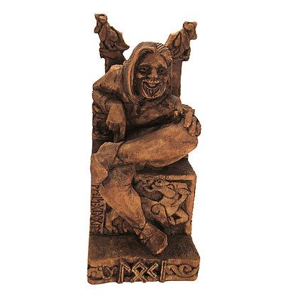 Loki Statue