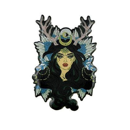 Enchantress Enamel Pin