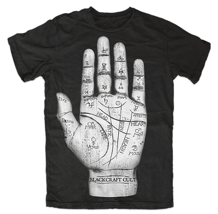Palmistry Mens/Unisex T-Shirt