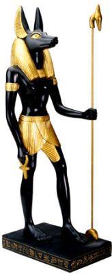 Anubis Statue, Large