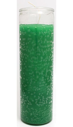Green 7-Day Candle
