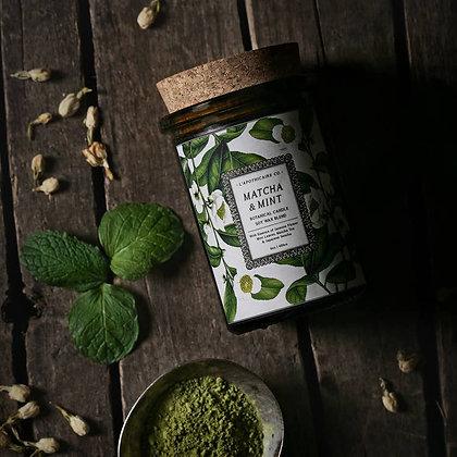 Botanica: Matcha & Mint Candle