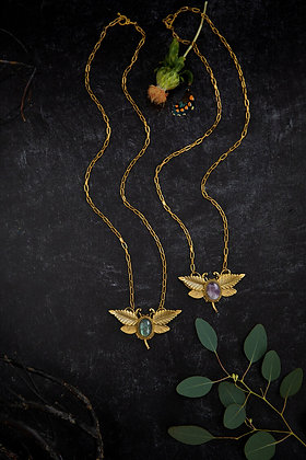 Dreamtime Dragonfly Necklace