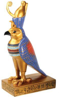 Horus Falcon Statue