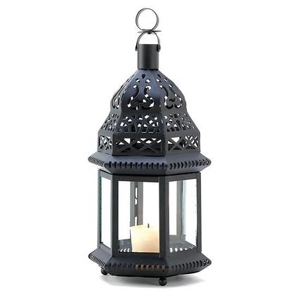 Morrocan Birdcage-Style Lantern