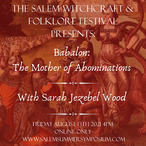 Babalon: The Mother of Abominations