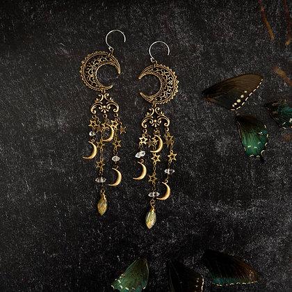 Moon Sorcery Earrings