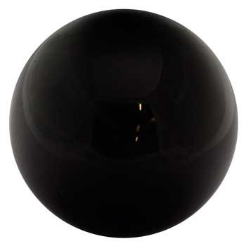 50mm Obsidian Crystal Ball