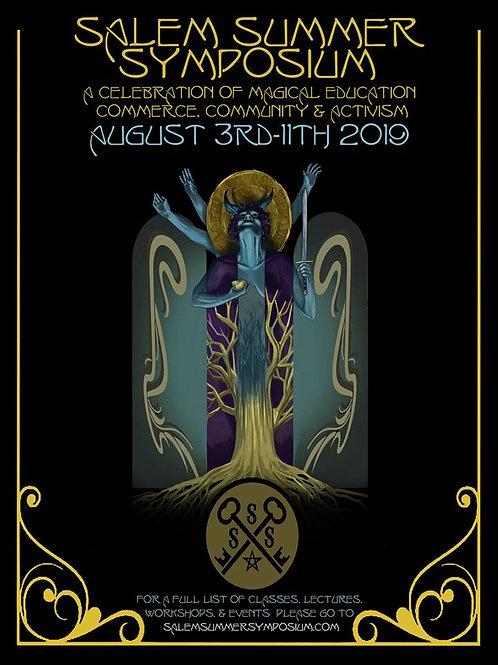Salem Summer Symposium VIP Pass