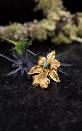 Iris Cocktail Ring