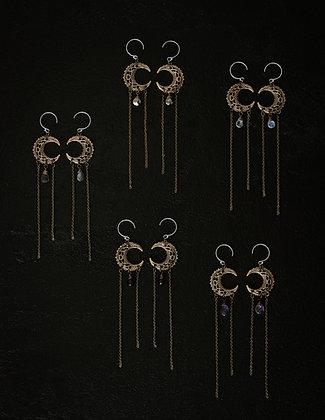 Moondraw Earrings