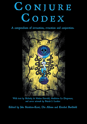 Conjure Codex Issue 3