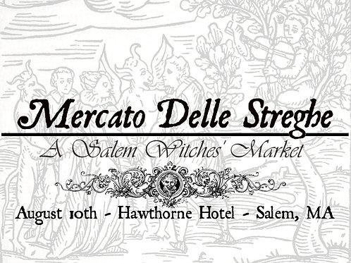Mercato Delle Strege Witches' Market Sat 8/10 6pm-11pm