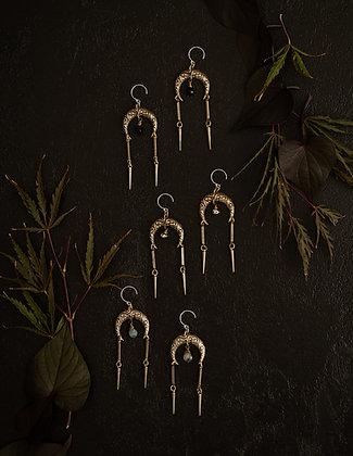 Moonclaw II Earrings