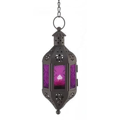 Purple Hanging Lantern
