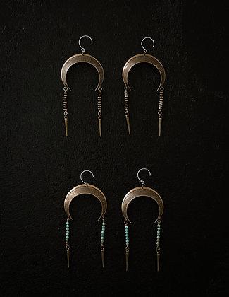 Moonclaw Earrings