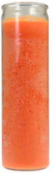 Orange 7-Day Candle