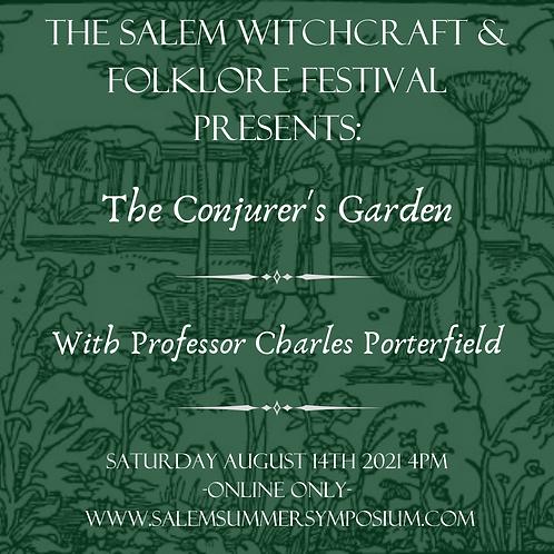 The Conjurer's Garden