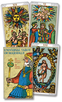 Universal Marseille Tarot