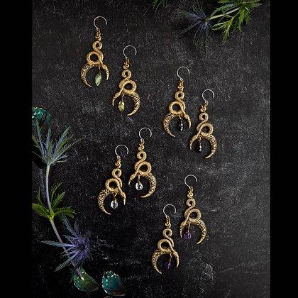 Moon of Ishtar Earrings
