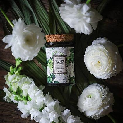 Botanica: Sweet Grass & Jasmine Candle