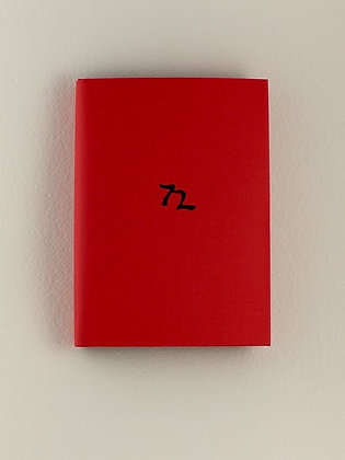 72 (Hardcover Edition), by Ayis Lertas