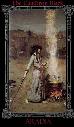Aradia Black Label 7-Day Candle