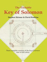 The Veritable Key of Solomon (hardcover)