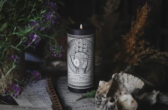 Fortune & Fate Ritual Candle