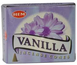 HEM Vanilla Incense