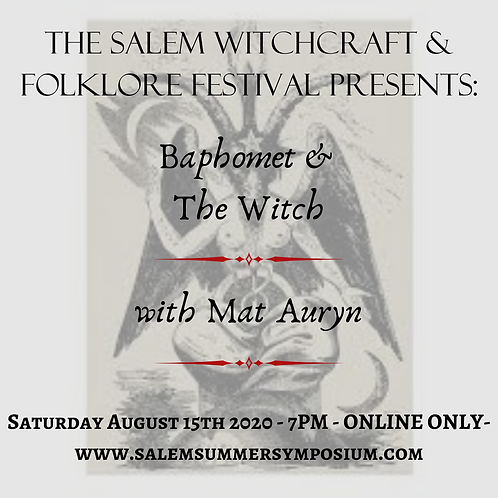 7PM -Baphomet & The Witch