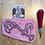 Thumbnail: Temperance Tarot Card Enamel Pin