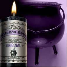Witch's Brew Candle