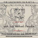 10am - The Witch & the Ego with Aria Michaels Paradise